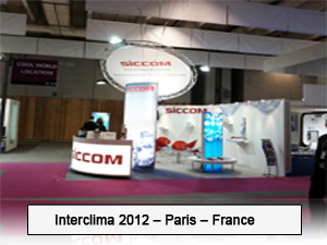 salon Interclima 2012